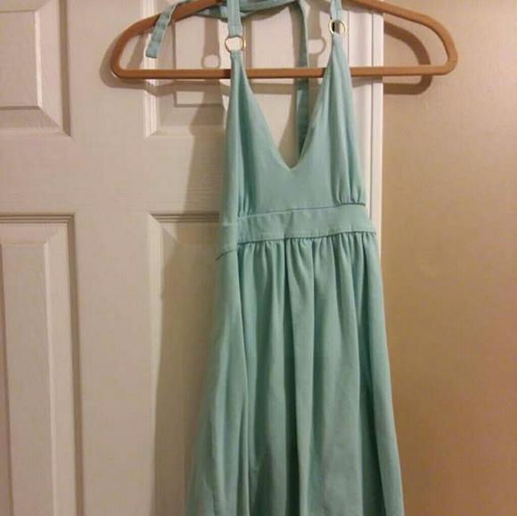 Victoria's Secret Dresses & Skirts - Victoria Secret Light teal summer dress